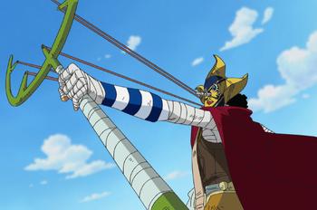 Usopp's Arsenal/Kabuto