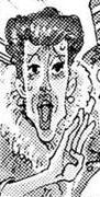 Mummy Mee in the manga