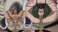 One Piece Gifters 2