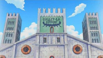 Sede Central de la Galley-La Company