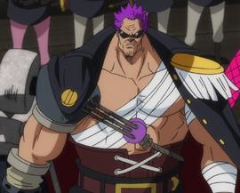 Z in the anime