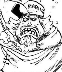 Pike in the manga