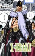 X Drake Digitally Colored Manga