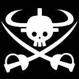 Bandera nowej armii piratów-olbrzymów