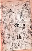 Bocetos del One Piece Green.jpg