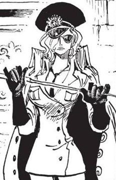 Domino after the timeskip in the manga