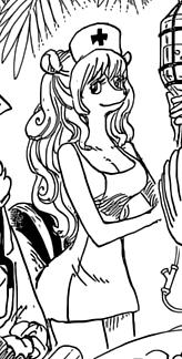 Tristan in the manga