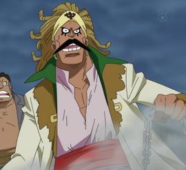 Rakuyo in the anime