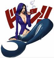 Shyarly Digitally Colored Manga