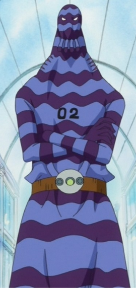 Zeo in the anime