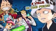 5 VIRUS Berbahaya Di ONE PIECE!!