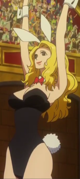 Lepre en el anime