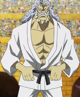Хак (Рыбочеловек) в аниме
