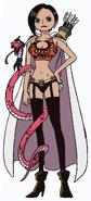 Ran Anime Concept Art