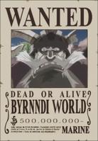Byrnndi World seconda taglia