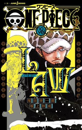 One Piece novel: Law