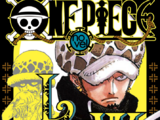 One Piece novel Law