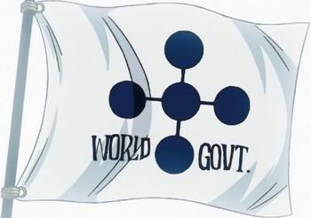 Флаг Мирового Правительства