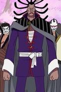 Gedatsu Boss Luffy Historical Special