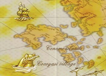 Islas Conomi