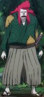 Kurozumi Kanjuro 13 anni