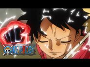 One Piece - Opening 23 - DREAMIN' ON『4k』