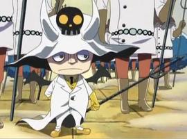 Салдес в аниме до таймскипа