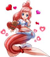 Shirahoshi Valentine Thousand Storm