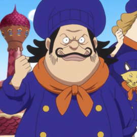 Buche in the anime