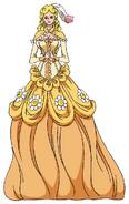 Sarie Nantokanette Anime Concept Art