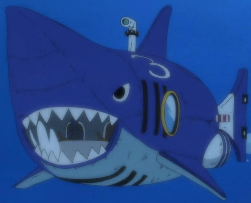 Shark Submerge 3
