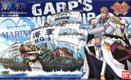 GSC caja Garps Warship
