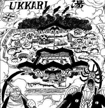 Остров Горячих источников Уккари