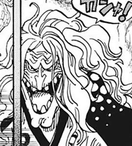 Kurozumi Higurashi in the manga