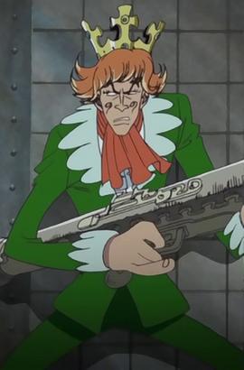 Мистер 9 в аниме до таймскипа