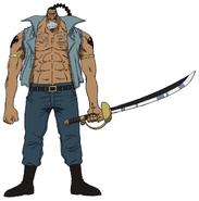 Blenheim Anime Concept Art
