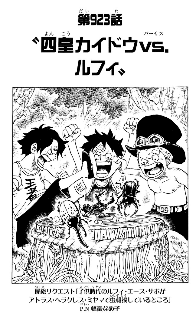 Chapter 923