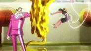 Gild Tesoro ruft Gold herbei um Luffy zu stoppen