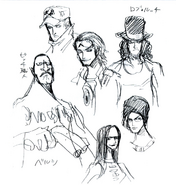 Early W7 designs
