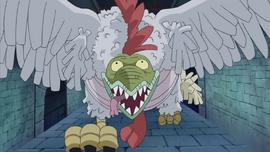 Basilisk en el anime