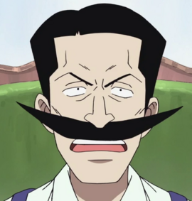 Исиго Ситэманна в аниме.