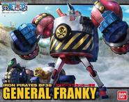 Portada caja General Franky 2013