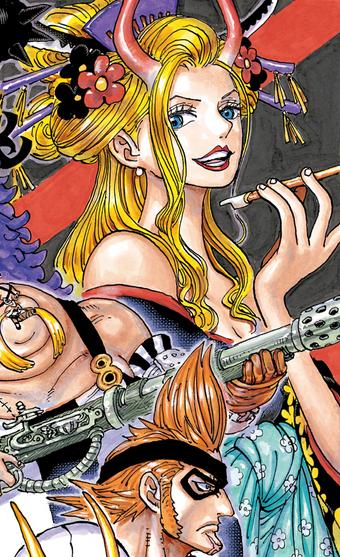 Black Maria One Piece Wiki Fandom