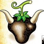 Cow Cow modello bison frutto