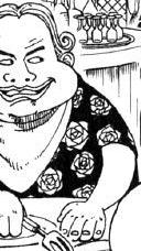Motzel en el manga