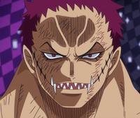 Katakuri volto