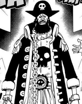 Lacuba in the manga