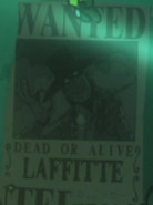 Laffitte's Bounty Poster