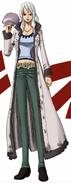 Olvia Digitally Colored Manga