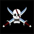 Piratas del Pelirrojo bandera.png